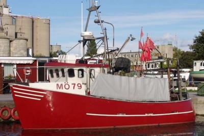 MO 79 –  AnnBritt – ©FiskerForum - Foto: G.Vejen