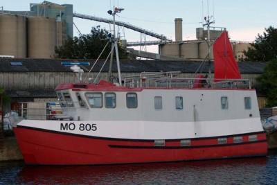 MO 805 –  MARIANA – ©FiskerForum - Foto: G.Vejen