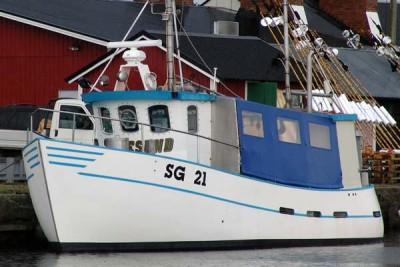 SG 21 –  Sillesund – ©FiskerForum - Foto: G.Vejen
