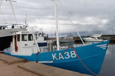 KA 38 –  Stjärnfors – ©FiskerForum - Foto: G.Vejen