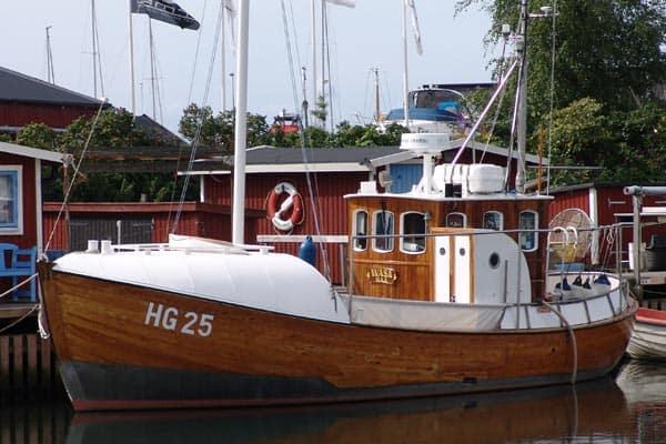 HG 25 –  Wasa – ©FiskerForum - Foto: G.Vejen