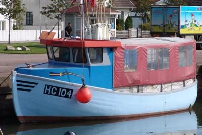 HG 104 –  SHAMROCK – ©FiskerForum - Foto: G.Vejen