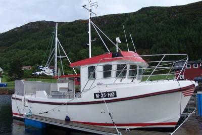 M 25HØ –  Leinefisk – ©FiskerForum - Foto: G.Vejen