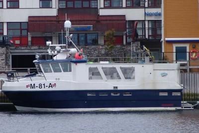 M 81A –  Sjøgutt – ©FiskerForum - Foto: G.Vejen