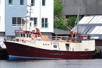 T 140S –  Æsøybuen Junior – ©FiskerForum - Foto: G.Vejen