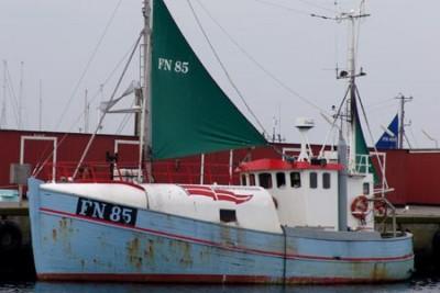 FN 90085 –  SØNDERSTRAND – ©FiskerForum - Foto: G.Vejen