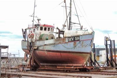 HV 90058 –  Nanna – ©FiskerForum - Foto: G.Vejen