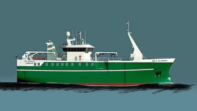 Icelandic longliner order for Polish yard