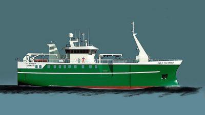 Icelandic longliner order for Polish yard