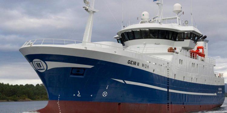 Geir II solgt til færøsk rederi