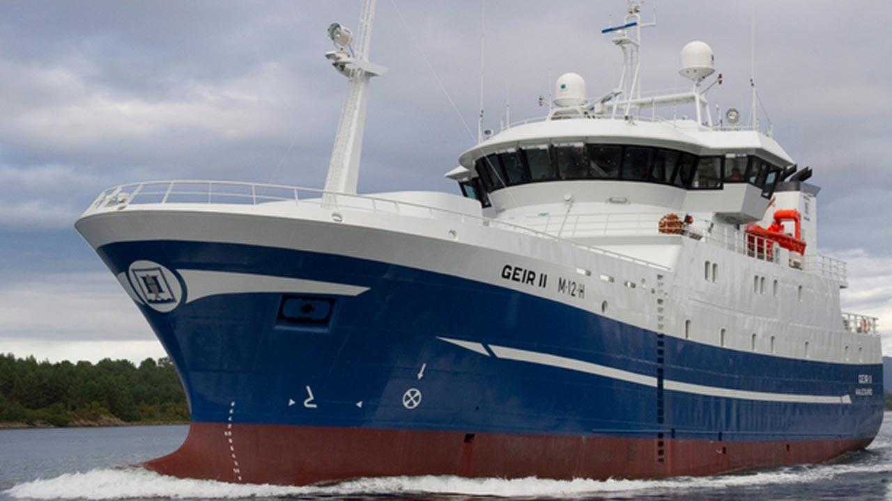 Geir II sold to Faroe Islands