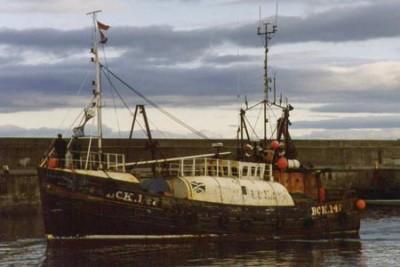 BCK 147 –  Lindisfarne – ©FiskerForum - Foto: Georgie