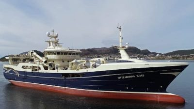 New pelagic flagship for Danish fleet