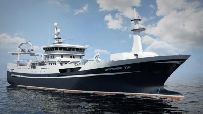 "BLRT Grupp will build ""turn-key"" fishing vessel"