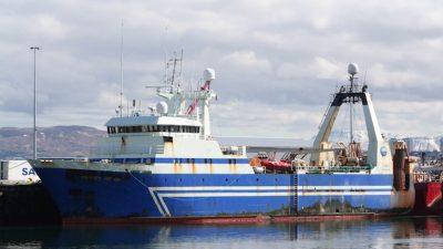 HB Grandi sells freezer trawler