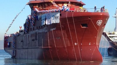 Granit launched at Tersan