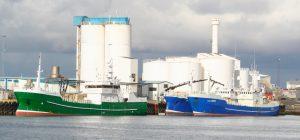 Icelandic companies halt merger talks