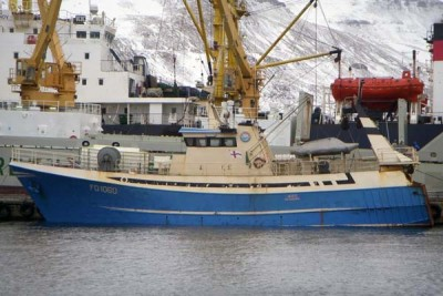FD 1060 –  Jaspis – ©FiskerForum - Foto: Gunnerman