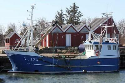 L 154 –  TAMBOSUND – ©FiskerForum - Foto: H.Hansen
