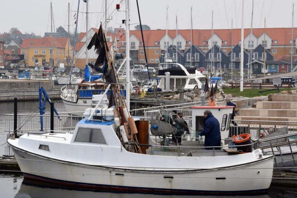H 90286 –  Nordnæs – ©FiskerForum - Foto: H.Hansen