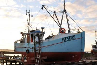 HM 88 –  DORTHE-BØGEDAL – ©FiskerForum - Foto: H.Hansen