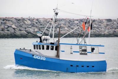 GG 20 –  Hedvig – ©FiskerForum - Foto: H.Hansen