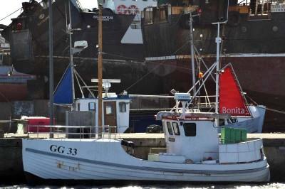 GG 33 –  Bonita – ©FiskerForum - Foto: H.Hansen