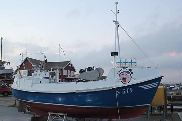 A 320 –  Astrid Due – Aalbæk – Garn