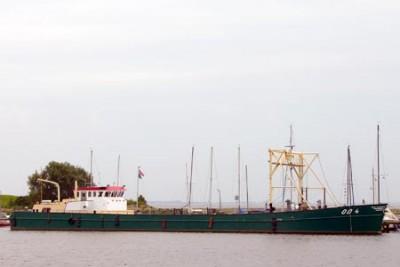 OD 4 –  Nordsee – ©FiskerForum - Foto: H.Perdok