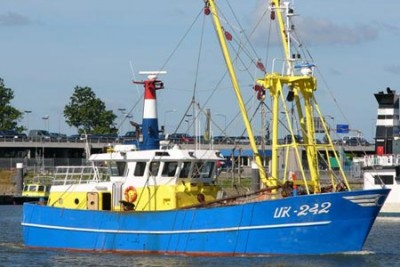 UK 242 –  Aquarius – ©FiskerForum - Foto: H.Perdok