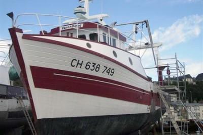 CH 638749 –  Pescadore – ©FiskerForum - Foto: H.Perdok