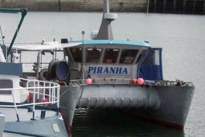 CH 735995 –  Piranha – ©FiskerForum - Foto: H.Perdok
