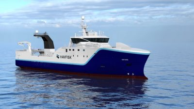 Havfisk chooses OptimarStette factory deck