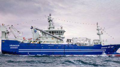 Good fishing, fine mackerel