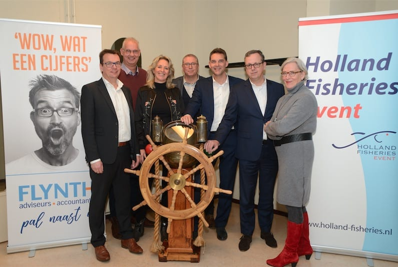 Flynth main sponsor of Holland Fisheries Event 2018