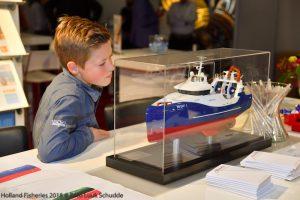 Last week's Holland Fisheries Event attracted 3500 visitors. Image: HFE - @ Fiskerforum