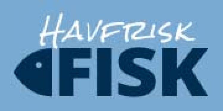 Fresh fish project goes international. Logo: HavFriskFisk.dk - @ Fiskerforum