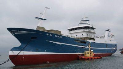 Open ship in Hirtshals