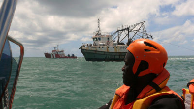 Human Rights at Sea and Stop Illegal Fishing collaborate to raise awareness of human rights in fishi