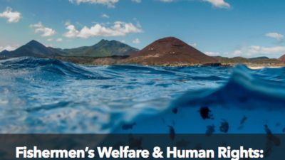 Fishermen's welfare and human rights report for Ascension Island EEZ