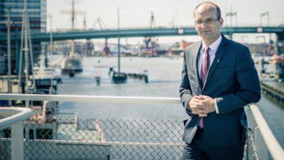 New director at Swedish marine agency