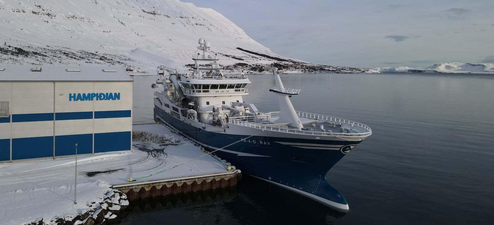 Saving the season for Norwegian purser