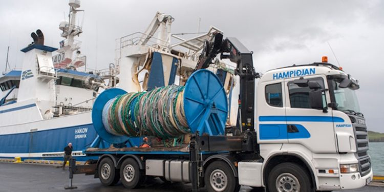 Hampiðjan is streamlining its activities in Iceland with a clearer separation between sales of fishing gear and fishing gear materials. Image: Hampiðjan - @ Fiskerforum
