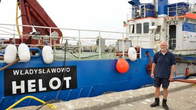 Polish crabber lands in Denmark