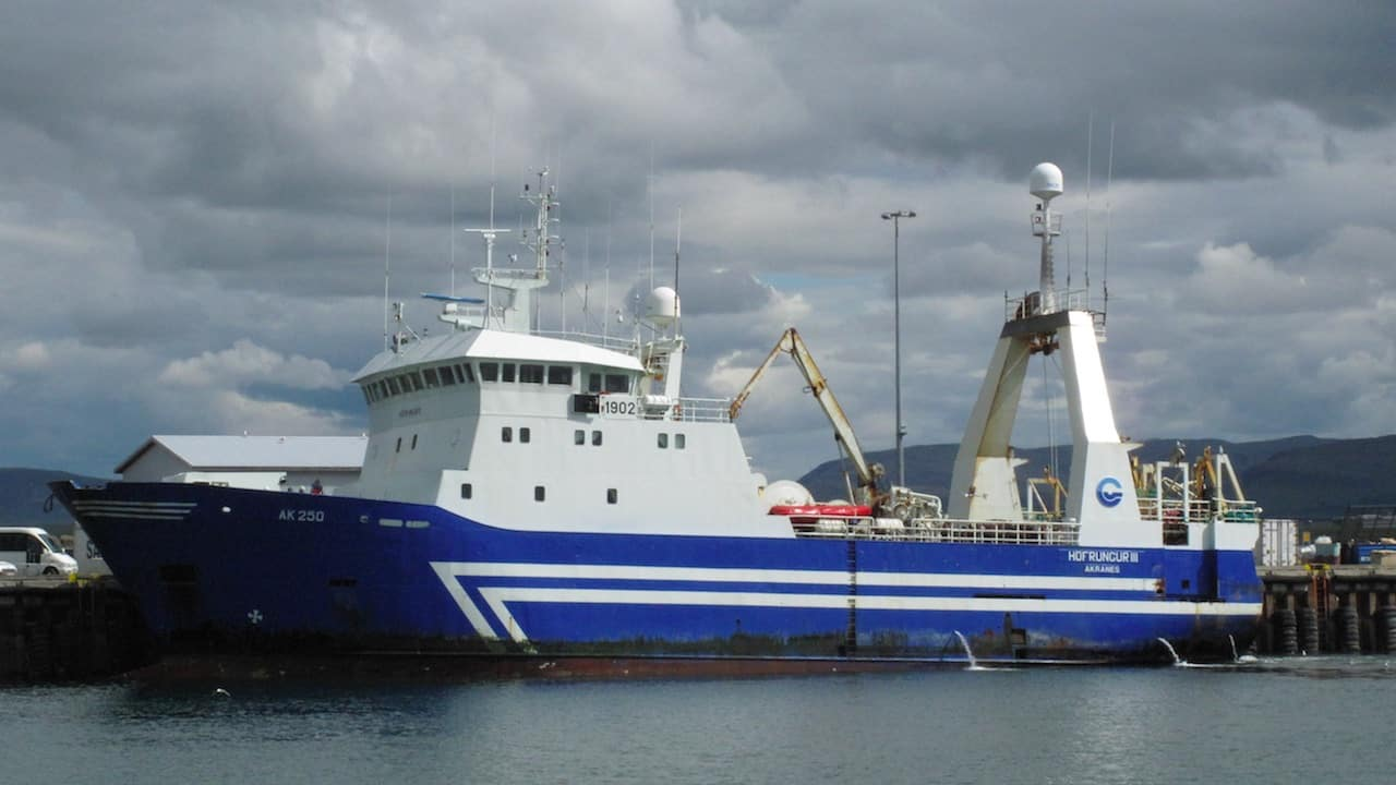 Read more about the article Changes to Brim fleet – freezer sold, pelagic vessel acquired