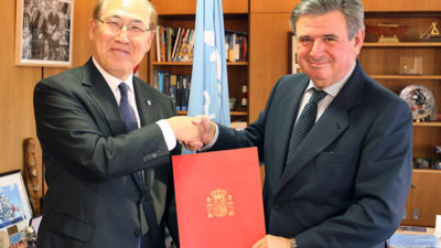 Spain's accession boosts key fishing vessel safety treaty