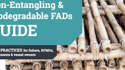 ISSF Releases New Non-Entangling and Biodegradable FADs Guide