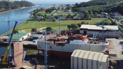 Ibercisa equips new Seacope trawler