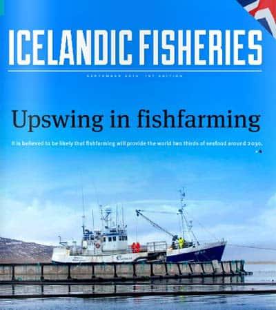 Read the magazine Icelandic Fisheries