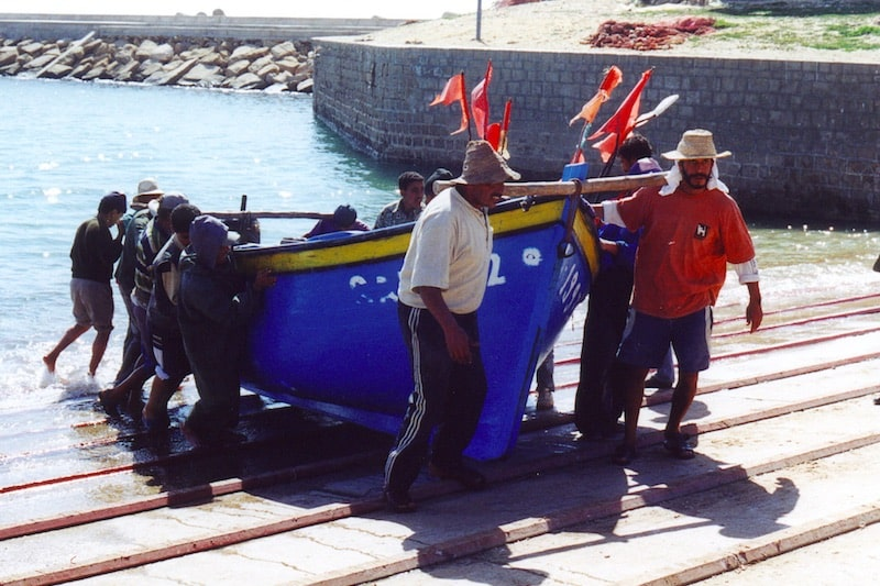 Morocco – FAO convention to build artisanal fisheries